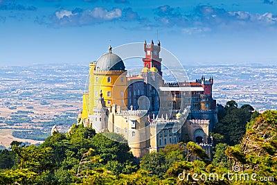 Sintra Португалии
