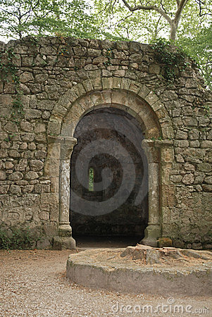 Free Sintra, Castle Of The Moors Stock Photography - 15173862