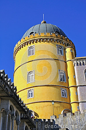 Sintra tower