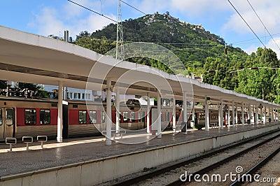 Sintra - Train station