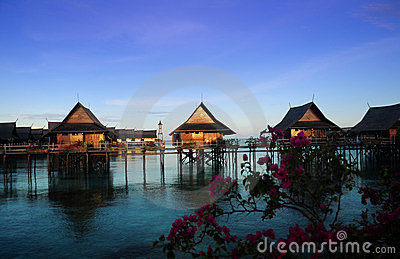 Sipadan Kapalai Dive Resort.