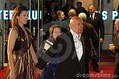 Sir Ben Kingsley At The King s Speech Premiere Editorial Photography