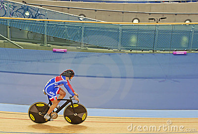 Sir Chris Hoy Editorial Photography