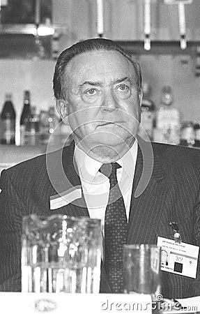 Sir Ronald Halstead Editorial Stock Photo