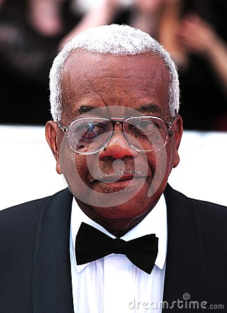 Sir Trevor McDonald Editorial Photography