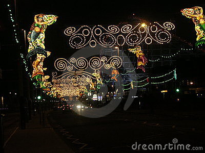 Sirens- Blackpool Illuminations.