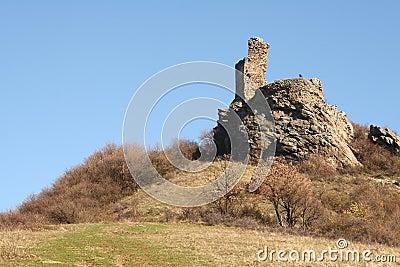 Siria fortress, Romania