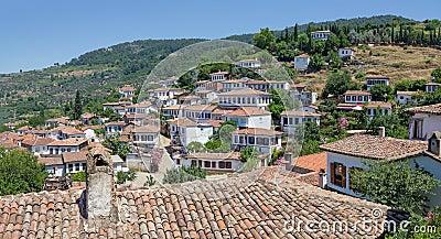 Sirince village,  Izmir Province, Turkey