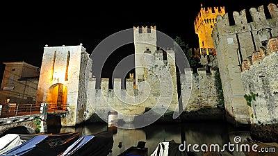 Sirmione Castle ,  Garda Lake - Italy