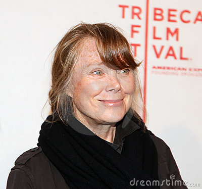 Sissy Spacek Editorial Stock Photo