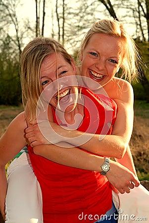 Sister fun
