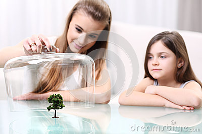 Clean air, learning ecology of the child