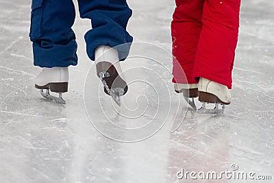 Sisters on Skates