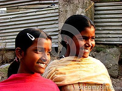Sisters Smile
