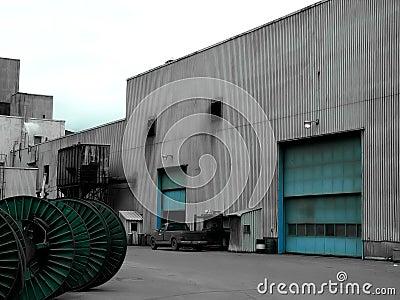 Site industriel