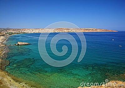 Sitia Bay, east Crete