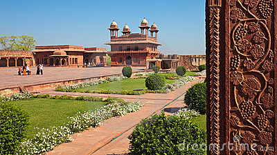 Sitio del patrimonio mundial de Fatehpur Sikri
