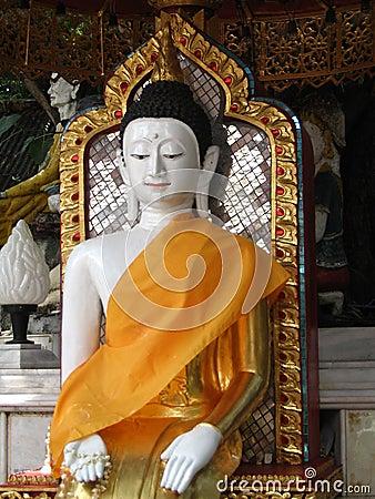 Sitting Buddha (Thailand)