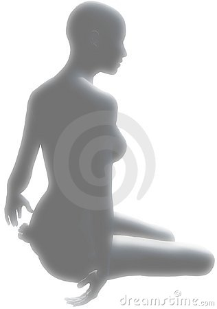 Sitting pose light