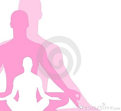 Sitting Position Yoga Figures 3