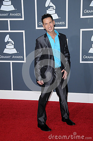 The Situation at the 52nd Annual Grammy Awards - Arrivals, Staples Center, Los Angeles, CA. 01-31-10 Editorial Image