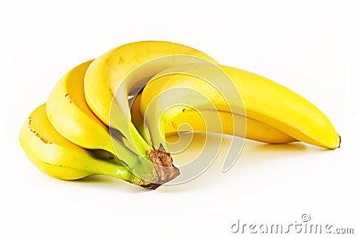 Six banana
