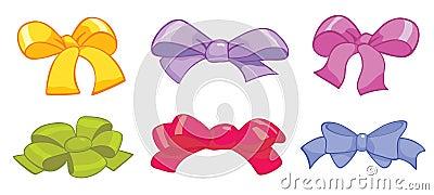 Six bow