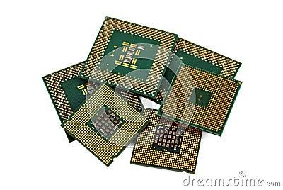 Six CPU