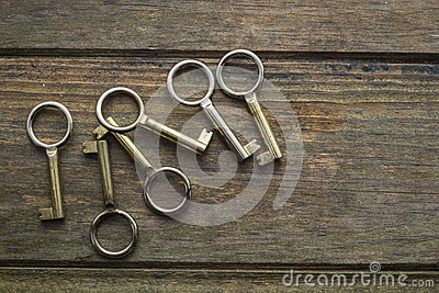 Six keys