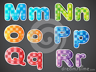 Six letters