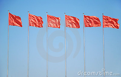 Six red flag