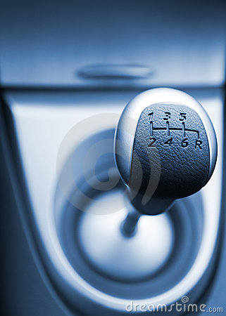 Free Six Speed Gear Stick Stock Images - 2942044