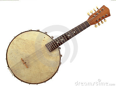Six string banjo