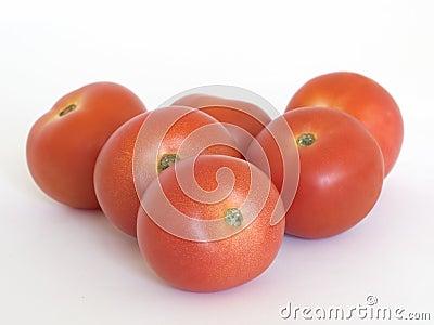 Six Tomatoes