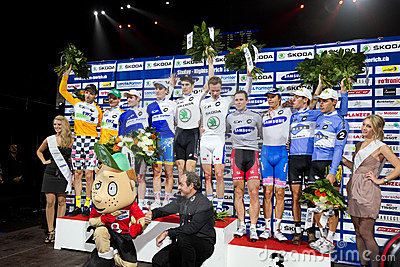 Sixday Nights award ceremony Editorial Stock Photo