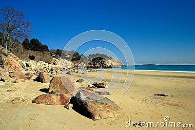 Sjunga för strand