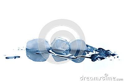 Skära i tärningar is