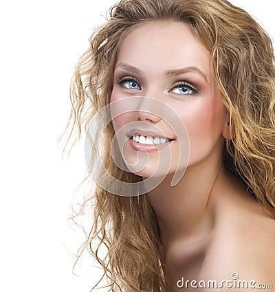 Skönhetkvinna
