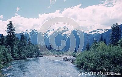 Skagit River Valley British Columbia Canada