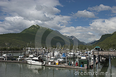 Skagway, Alaska, Inside Passage, Pacific Northwest