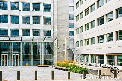 Skandinavisk Arkitektur Arkivbild - Bild: 32705402