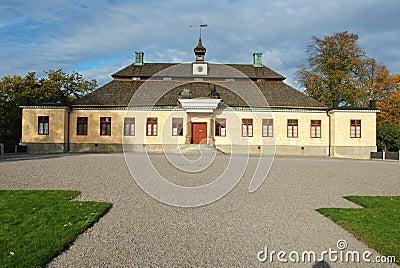 Skansen - Skogaholm manor