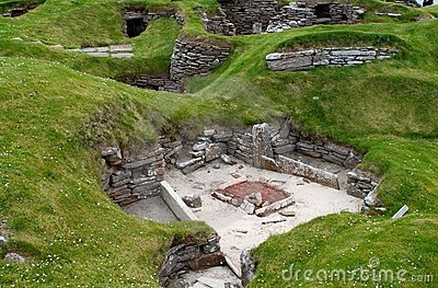 Skara Brae - Scotland Neoliphic village