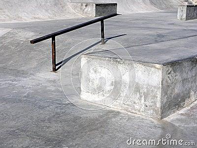 Skate Park Landscape
