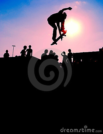 Free Skateboard Royalty Free Stock Photo - 2041525