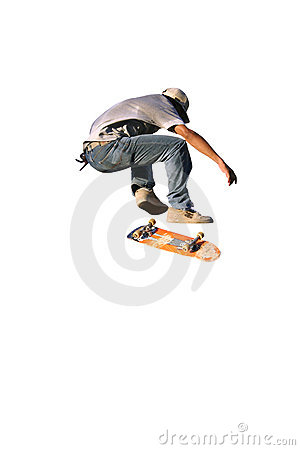 Free Skateboarder Royalty Free Stock Photography - 517657