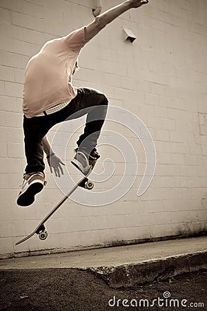 Free Skateboarder Stock Photo - 8859810