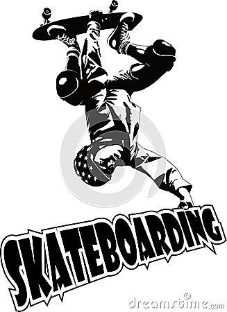 Free Skateboarding Stock Image - 9889021