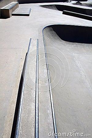 Skateboarding Park