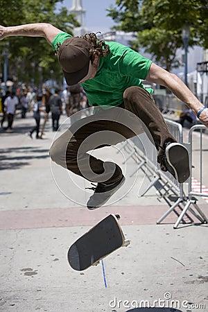 Free Skater 1 Stock Images - 2653144